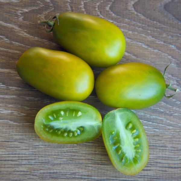 pomidor prune verte