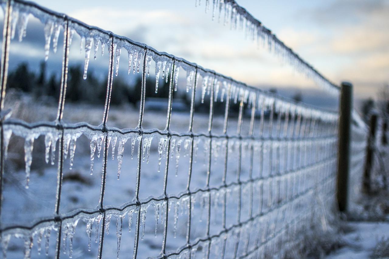 atak zimy